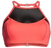 Zella Women's Mesh Inset Bikini Top