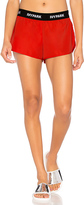 Ivy Park Run Short in Red. - size M (also in S,XS)