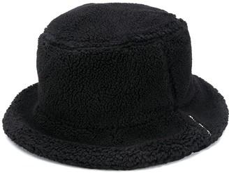 C2H4 Fleece Fedora Hat