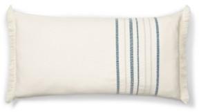 "Lauren Ralph Lauren Julianne Stripe Throw Pillow, 26"" X 14"" Bedding"