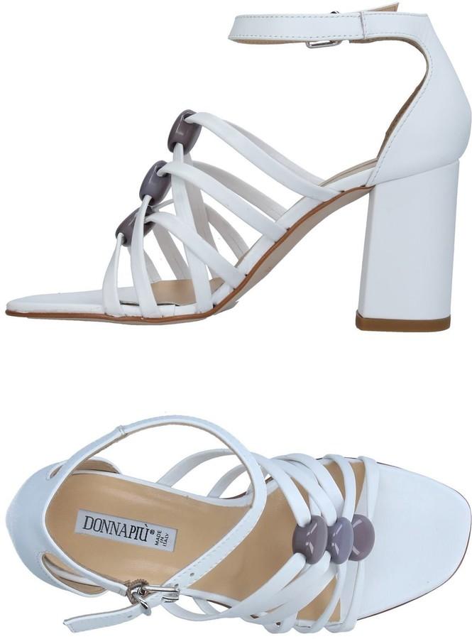Donna Più Sandals - Item 11329147