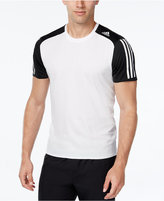 adidas Men's ClimaLite Colorblocked Running T-Shirt