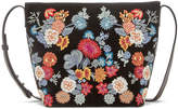 Lucky Brand Sbe Embroidered Crossbody