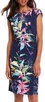 Wallis Women's Midnight Blossom Faux Wrap Dress