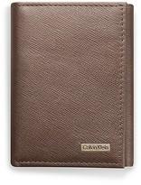 Calvin Klein Textured Trifold Wallet