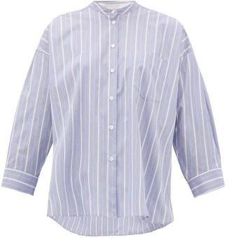 Max Mara Ovada Shirt - Blue White
