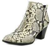 Style&Co. Style & Co Jamila Round Toe Canvas Ankle Boot.