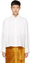 Acne Studios Off-white Britta Shirt