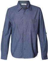 Dex Long Sleeve Printed Shirt
