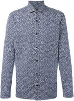 Z Zegna printed shirt - men - Cotton - 39