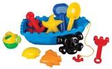 Toysmith Pirate Ship Beach Toys Set
