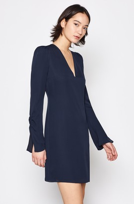 Joie Abnar Silk Dress