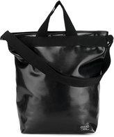 Zucca high shine shoulder bag - women - PVC - One Size