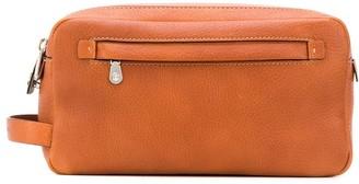 Brunello Cucinelli Hand-Strap Wash Bag