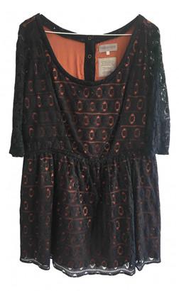 Heimstone Black Cotton Dresses