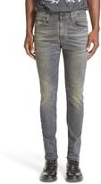 R 13 Men's Skate Slim Fit Jeans