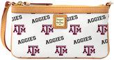 Dooney & Bourke Texas A&M Aggies Large Wristlet