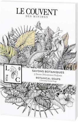 Le Couvent des Minimes Botanical Soaps (Worth 25.00)