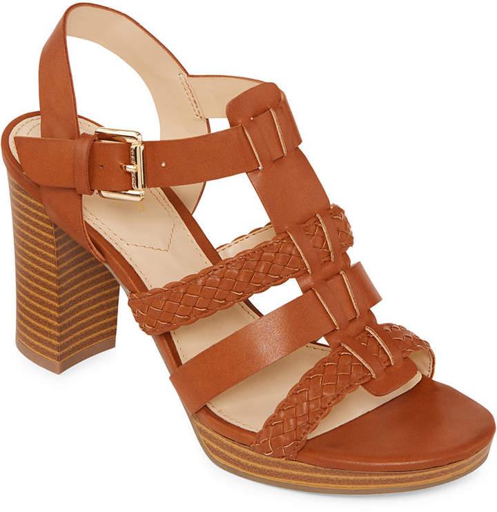 3037d225ad Liz Claiborne Brown Women's Shoes - ShopStyle
