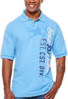 Ecko Unlimited Unltd Short Sleeve Knit Polo Shirt Big and Tall