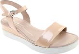 Ecco Touch Plateau Ankle Strap Sandal (Women's)