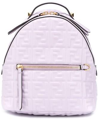Fendi FF-print backpack