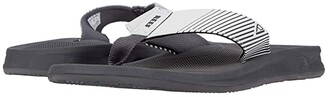 Reef Phantom II (Black/Black) Men's Shoes