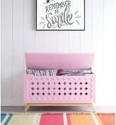 Isa Belle Dwain Wooden Dresser Isabelle & Max Color: Pink