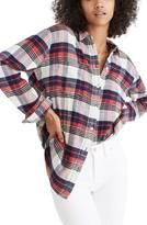 Madewell Women's Ex-Boyfriend Oversize Shirt