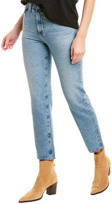 AG Jeans Phoebe 24 Years Hysteric High-Rise Tapered Leg
