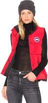 Canada Goose Freestyle Vest in Red. - size M (also in S,XS)