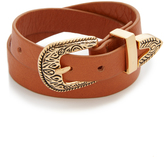 B-Low the Belt Bri Bri Double Wrap Bracelet