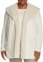 Lauren Ralph Lauren Plus Shawl-Collar Vest