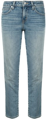 SLVRLAKE Kimi Cropped Straight jeans