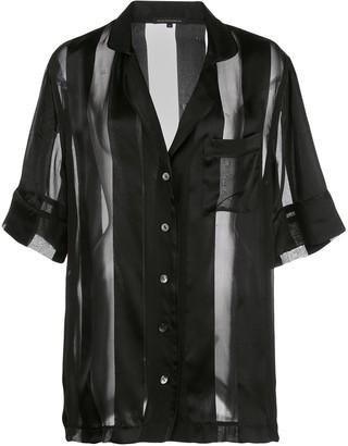 Kiki de Montparnasse Short-Sleeved Shirt