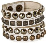 Leather Rock B385-D915 (Winter White) - Jewelry