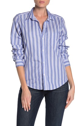 Frank And Eileen Barry Long Sleeve Button Front Shirt