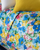 Ralph Lauren Home Queen 300TC Ashlyn Floral Flat Sheet