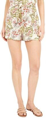 Volcom Sorry Babe Shorts (Green Tea) Women's Shorts