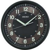 Seiko LumiBrite Aluminum-Dial Wall Clock