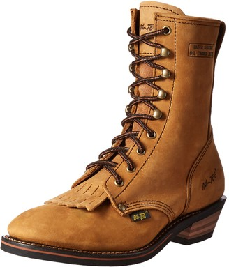 AdTec Men's 9 Inch Packer Work Boot