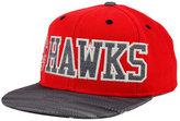 adidas Atlanta Hawks Undertone Snapback Cap