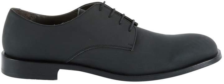 Robert Clergerie Leather Derbies