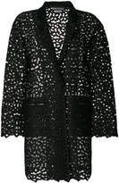 Moschino broderie anglaise jacket