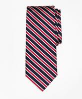 Brooks Brothers Framed Twill Stripe Tie
