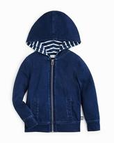 Splendid Boys' Zip Front Hoodie - Little Kid