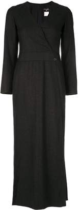 Chanel Pre-Owned long sleeve one piece dress