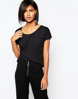 Vero Moda Round Neck Jersey T-Shirt