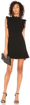 Rebecca Taylor Lace Sleeveless Dress