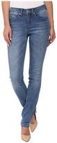 Jag Jeans Hayward Mid Rise Slim Alpha Denim in Blue Water
